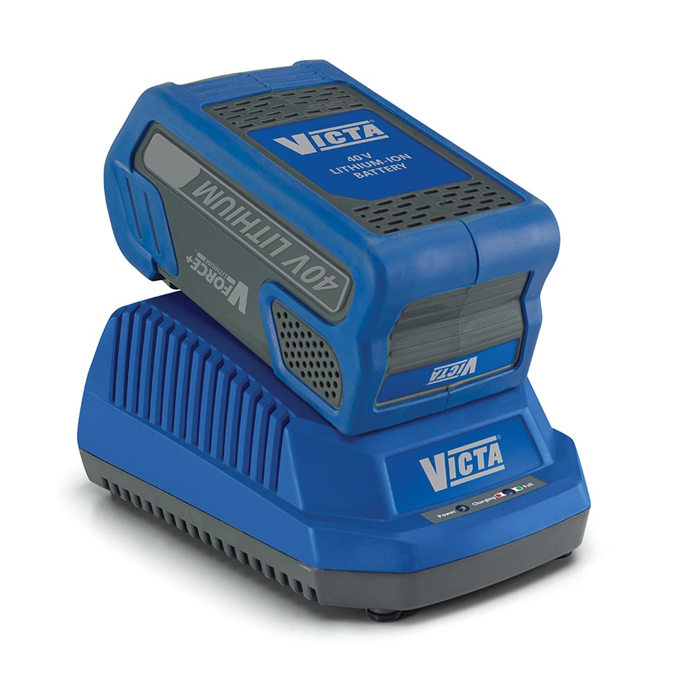victa battery powerred pro